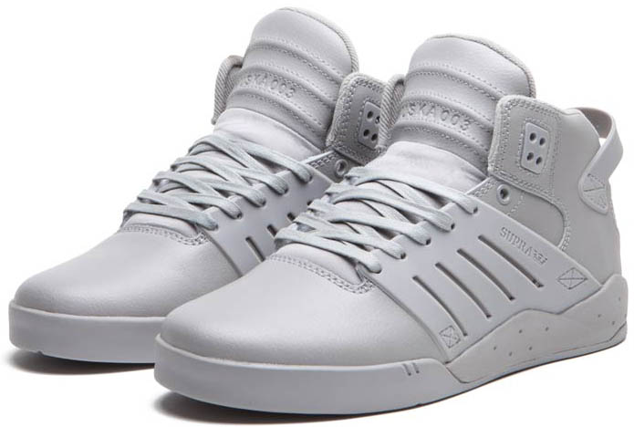 SUPRA Action Pack Skytop III Shoes Grey (2)