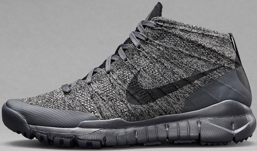 Nike ACG Flyknit Trainer Chukka SFB Black/Anthracite-Black