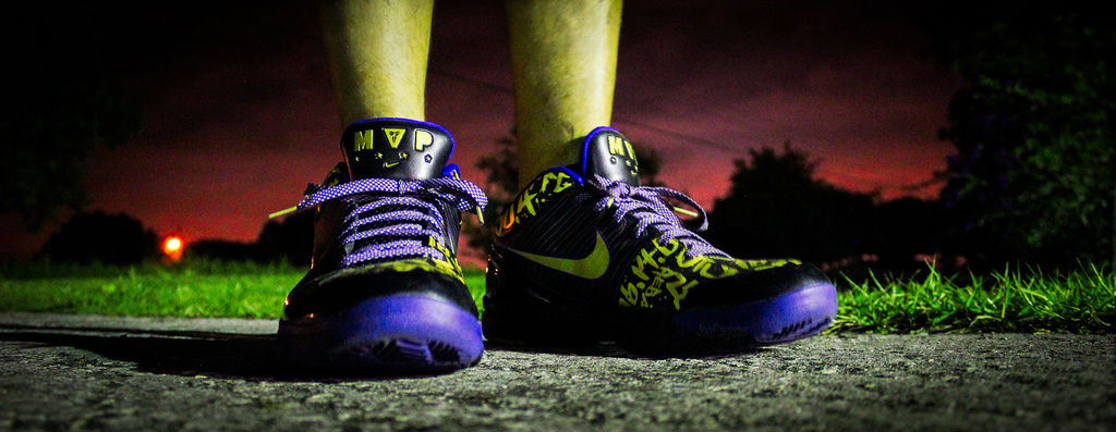 Spotlight // Forum Staff Weekly WDYWT? - 10.12.13 - Nike Zoom Kobe 4 IV MVP by JonRegister