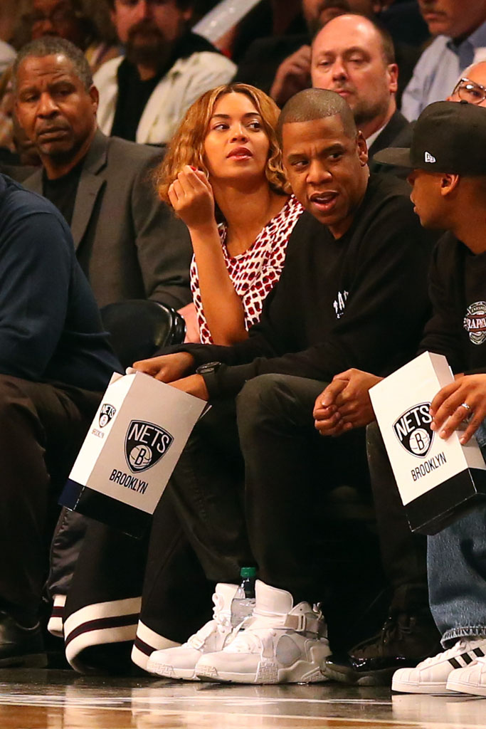 Jay Z wears Pigalle x Nike Air Raid White (1)