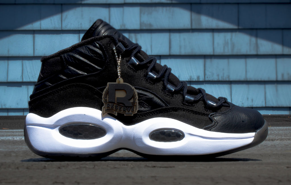 Reebok Question Canvas Pack Black