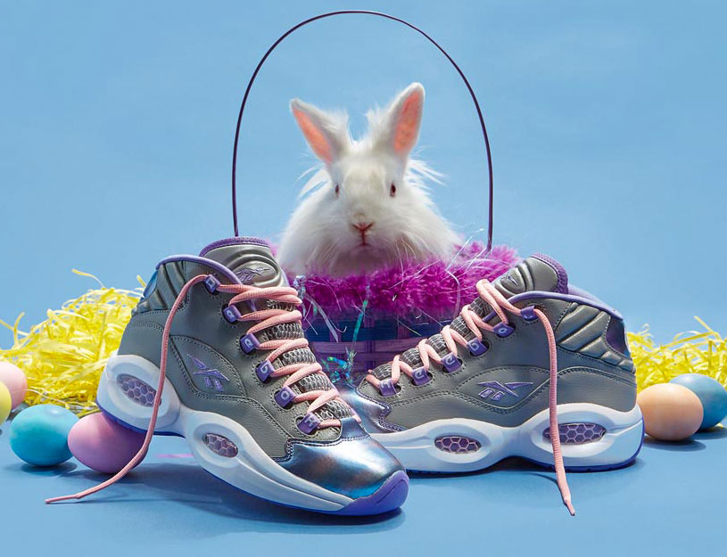 Reebok Question Easter (2015)