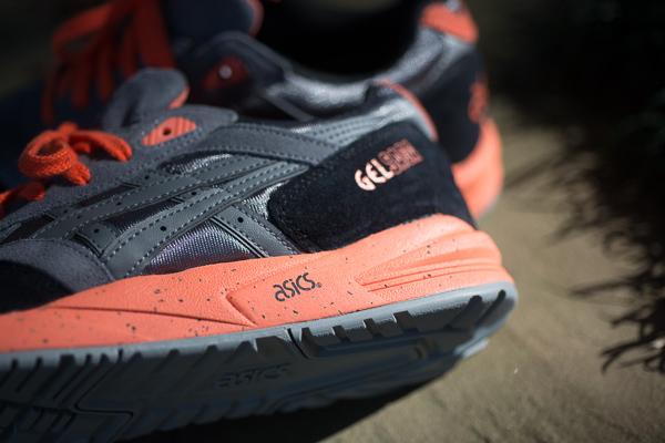 The Grey Orange Gel Saga II is arriving at select ASICS retailers now 1e4968ed978c