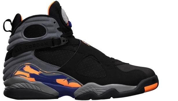 Air Jordan 8 Retro Suns