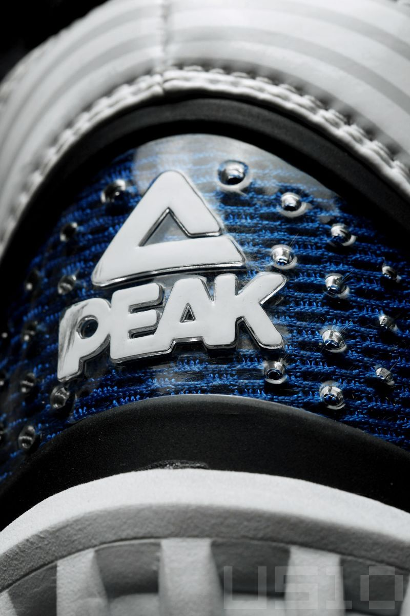 PEAK MP1 Mickael Pietrus White Blue Black Home