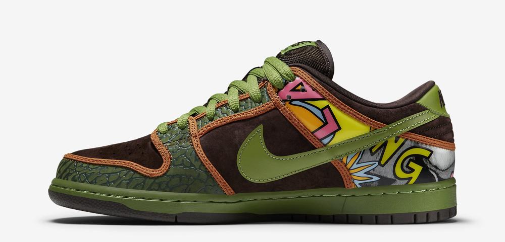 De La Soul  Nike SB Dunks Are Almost Here  692607ecc