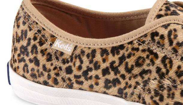 Neiman marcus x keds champion leopard slip on sole collector for Neiman marcus affiliate program