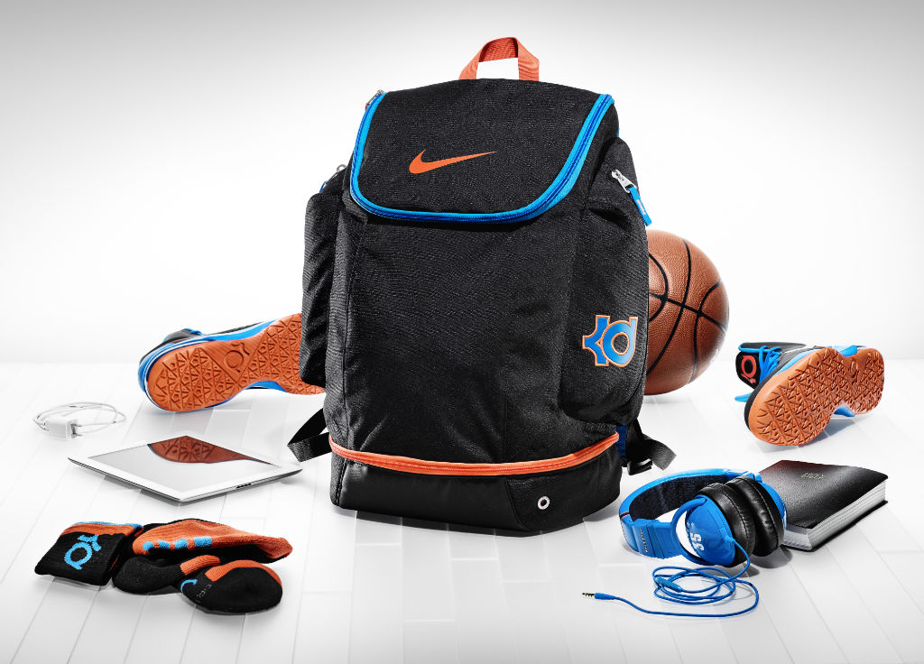 Inside Access to Kevin Durant's Nike Backpack | Sole Collector