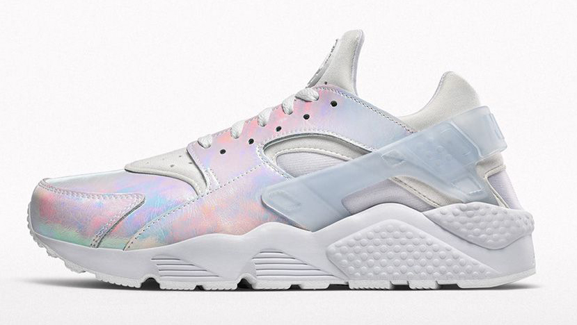nike air huarache hologram
