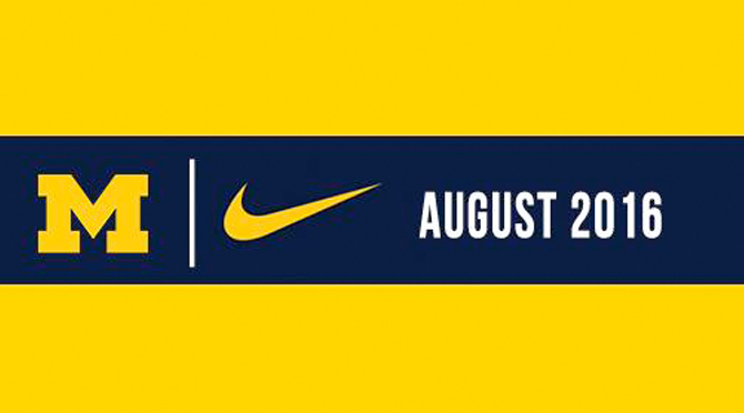 Nike Michigan Deal