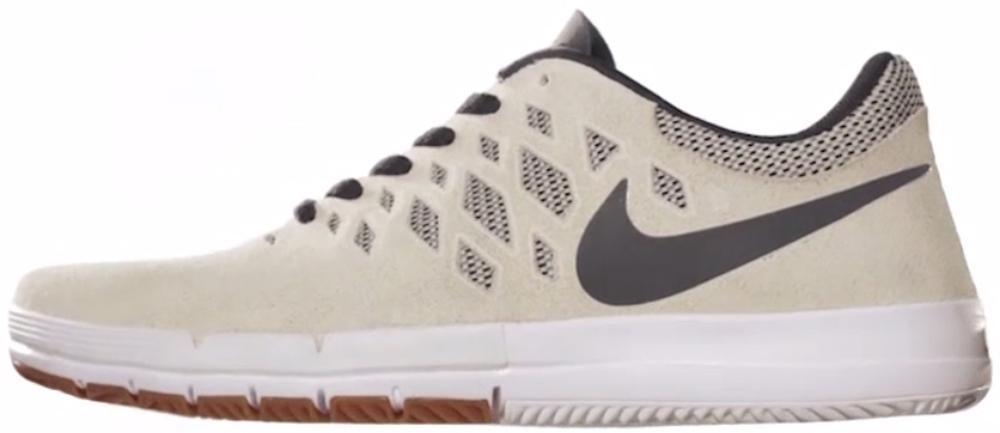 Nike Free SB Premium Summit White/Gum Light Brown-Summit White