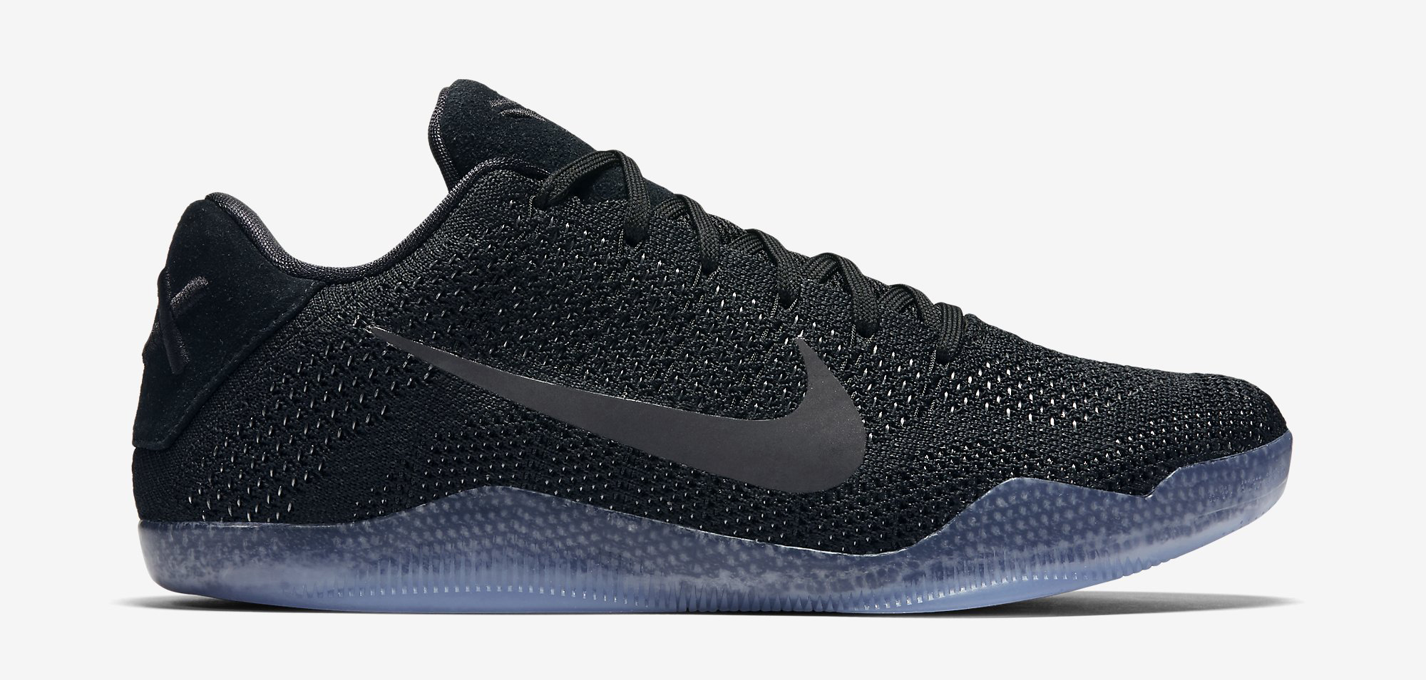 Nike Kobe 11 Black Space 822675-001 Profile