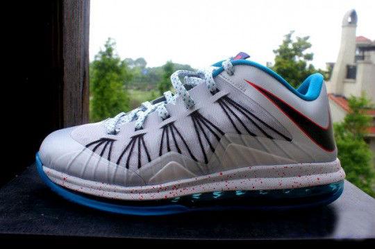 Nike LeBron X Low Hornets Release Date 579765-002 (2) 78d82494d4fe