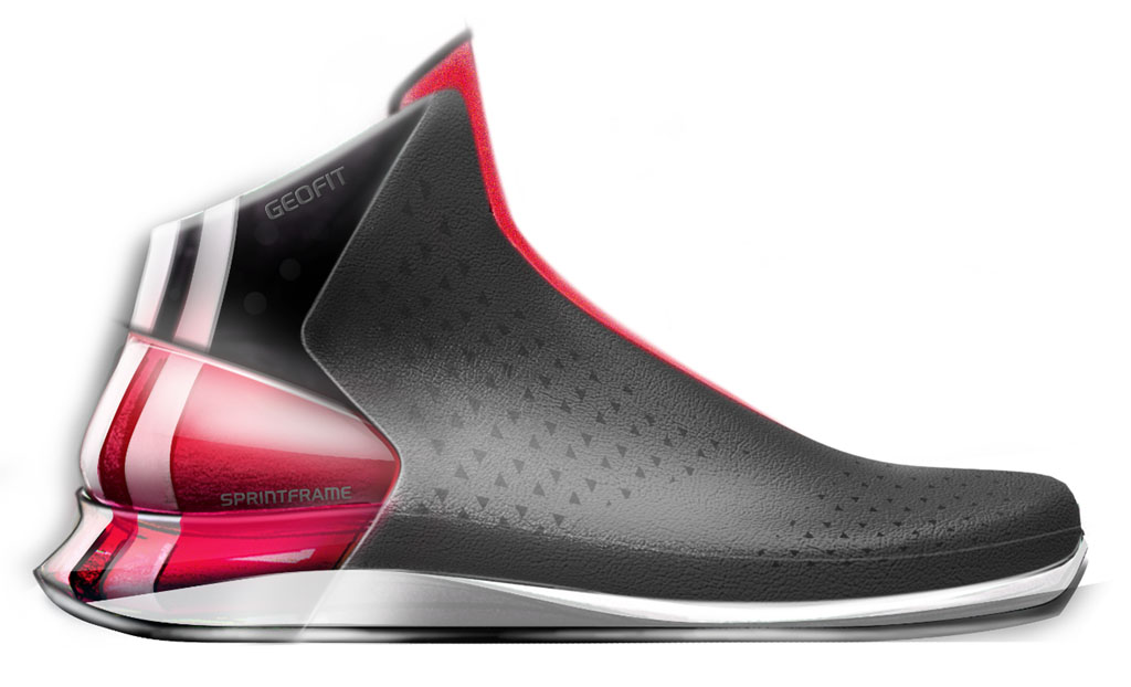 adidas Officially Unveils The D Rose 4 Sketch (2)