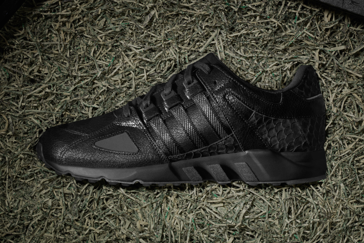 Pusha T adidas Black Market