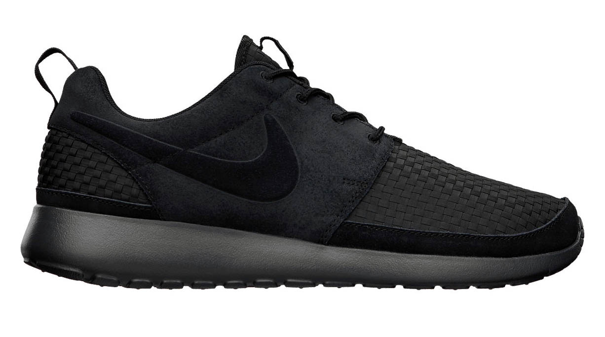 info for c8df6 1b423 Nike Roshe Run Woven  Black Anthracite