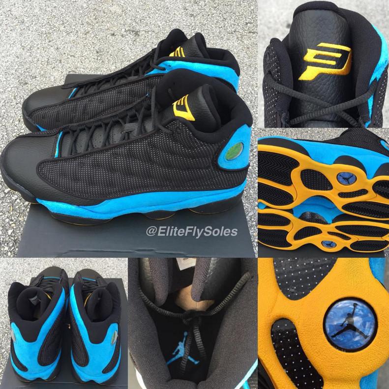 Chris Paul's Air Jordan 13 Exclusives
