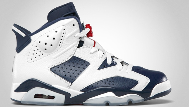 Air Jordan 6 Retro Olympic '12