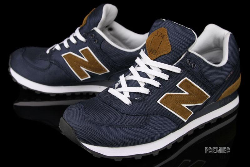new balance 574 grey brown