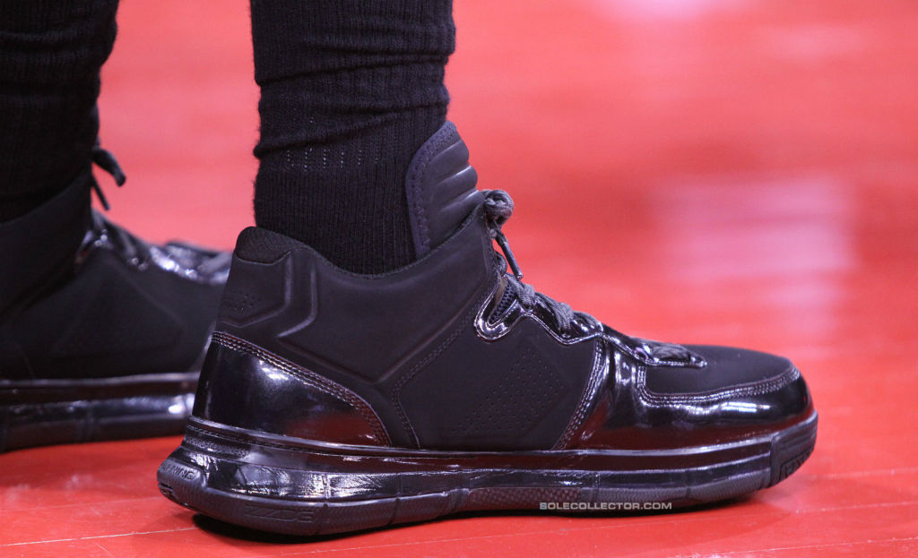 Li-Ning Way of Wade Shoes Blackout (1)