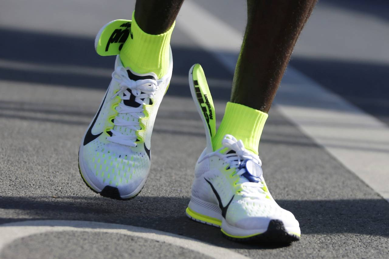 Faulty Nike Shoes Cost Kenyan Runner a Marathon World Record