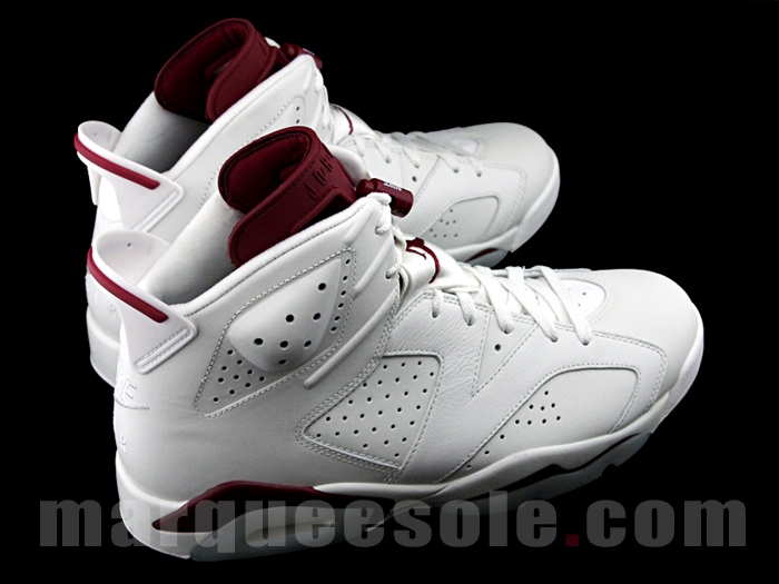 low priced 7b605 fa68c The  Maroon  Air Jordan 6 Release Date Adds to Busy December   Sole  Collector