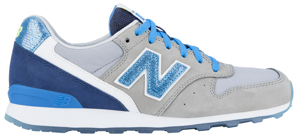 New Balance Women's Grey Collection (2)