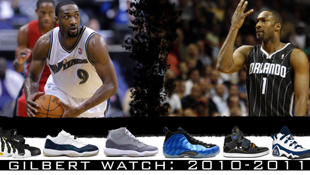 Gilbert Watch: The Sneaker Champ's Complete 2010-2011 Season