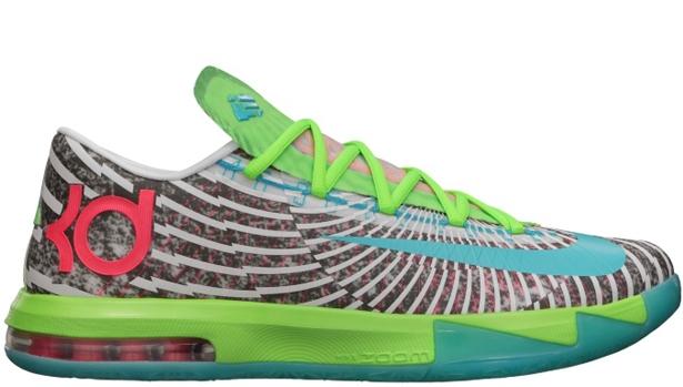 Nike KD 6 Supreme DC Preheat Gamma Blue