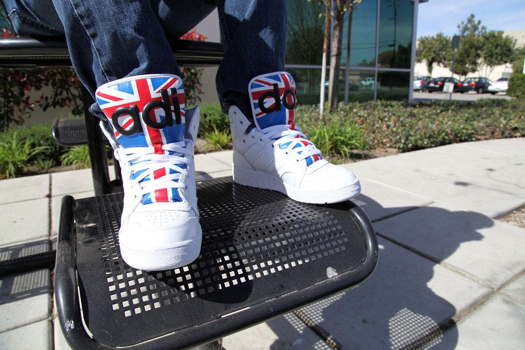 f7f9f92e94ea adidas Originals JS Instinct Hi  Union Jack