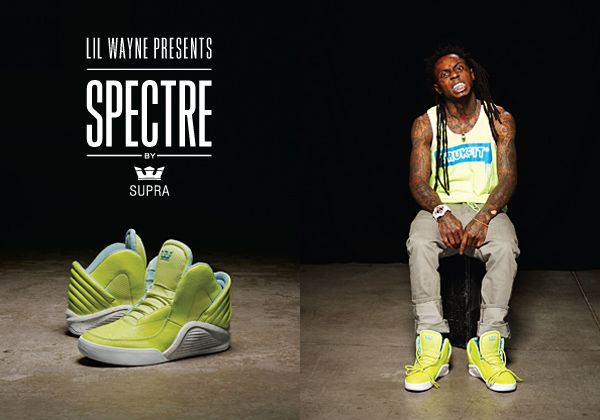Spectre By SUPRA - Summer 2013 Collection