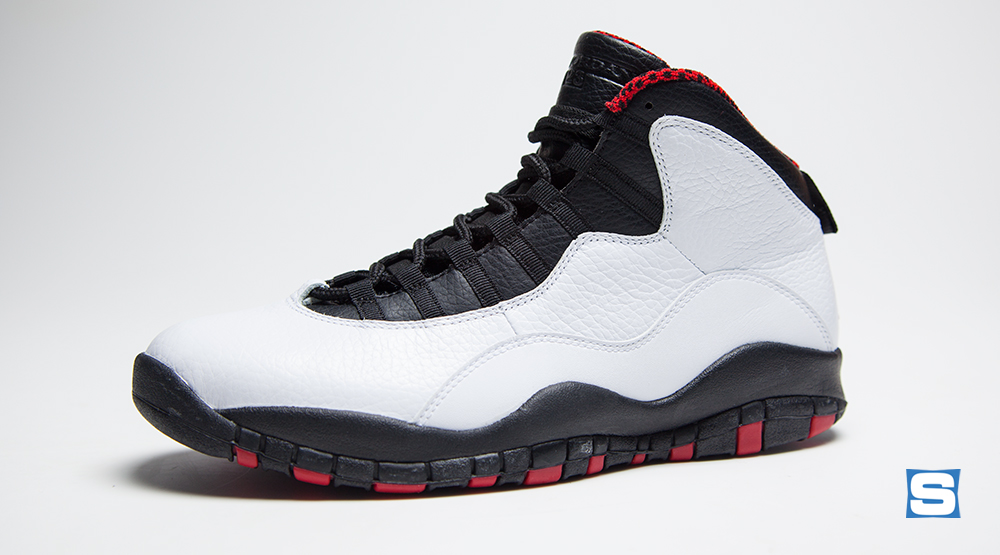 free shipping f1cfd fffd4 How Does the Air Jordan 10  Double Nickel  Compare to the Original  Chicago   Pair    Sole Collector