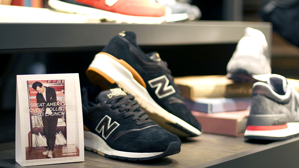 New Balance Reveals Great American Novels Collection at Archives Event (27)