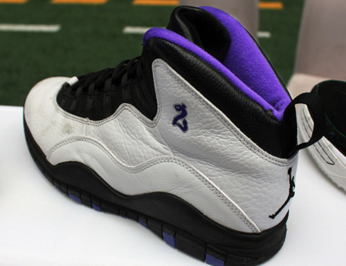 da25eda14b2e4d With MJ out of the NBA and trying his hand at professional baseball when  the Air Jordan X was released