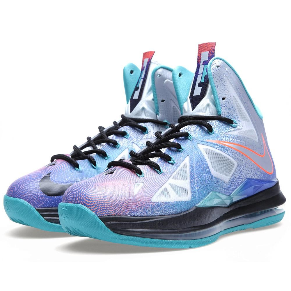 """Nike LeBron X """"Re-Entry"""" - Available 