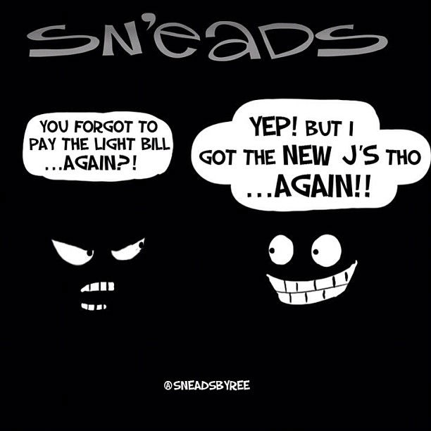 SN'EADS by REE // Not Again...