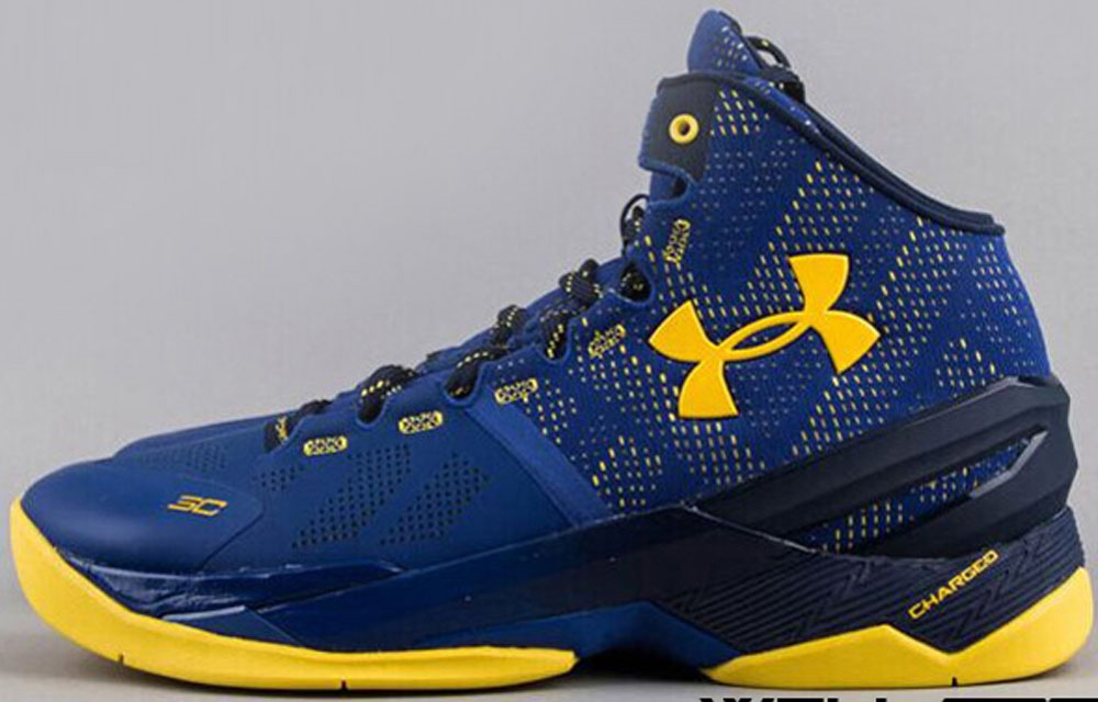 Under Armour Curry 2 Dub Nation Away