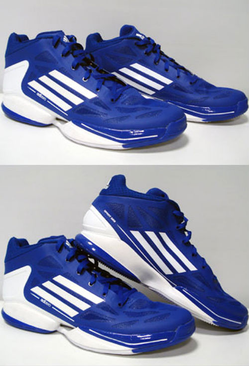 adidas adizero Crazy Light 2 Low Royal White G66078 (2)
