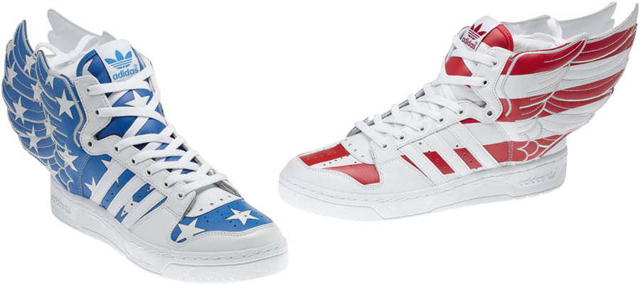 adidas Oriignals by Jeremy Scott - Spring/Summer 2012 - JS Wings 2.0 Flag V24619 (3)