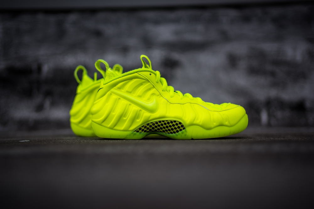 b4b458ae84a21 The Brightest Pair of Foamposites Ever | Sole Collector