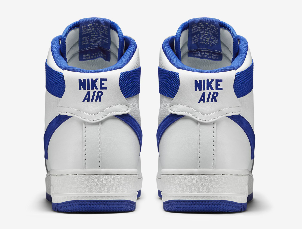 0a4b11595352 Nike Satisfies Air Force 1 Collectors With a Spot-On Retro