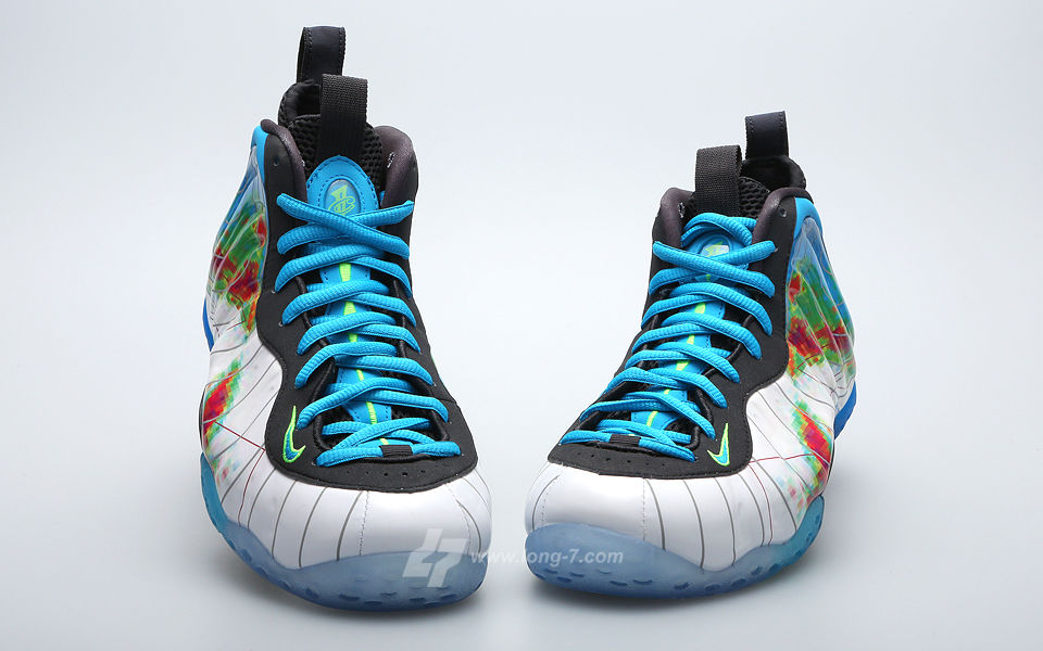 top fashion c8f17 1a4ae Nike Air Foamposite One Weatherman 575420-100 Release Date (4)