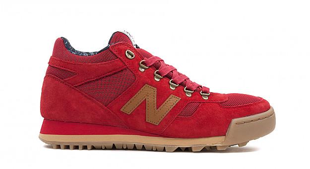 chaussures de sport 0a53c d3c71 Herschel Supply Co. x New Balance H710 - Available | Sole ...