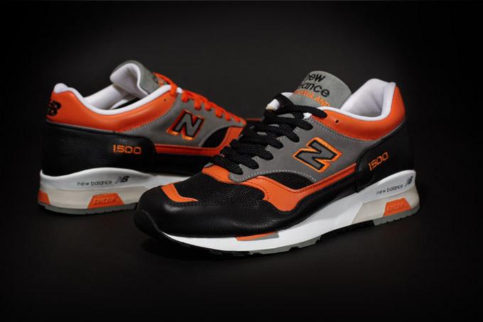 new balance 1500 orange black