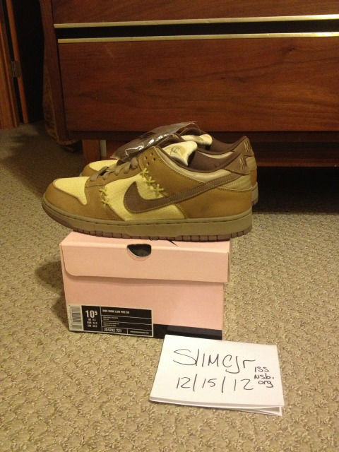 Spotlight // Pickups of the Week 12.15.12 - Nike SB Dunk Low Pro Shanghai 2 by Slimcjr