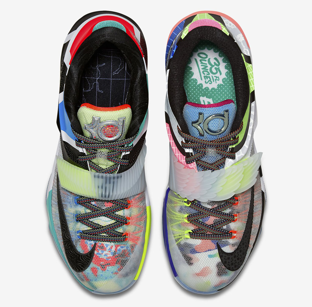 factory price 2c370 93927 Nike KD VII 7 SE What The 801778-944 (4)