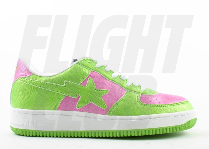 Classics Revisited The Bapesta By A Bathing Ape Sole