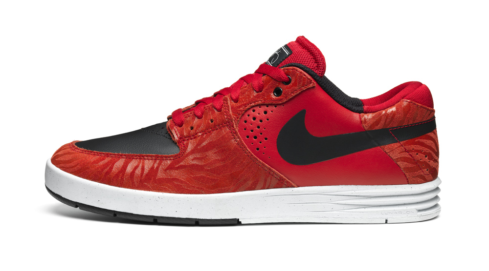 The Nike SB Paul Rodriguez 7 rolls out this summer at Nike Skateboarding  retailers.
