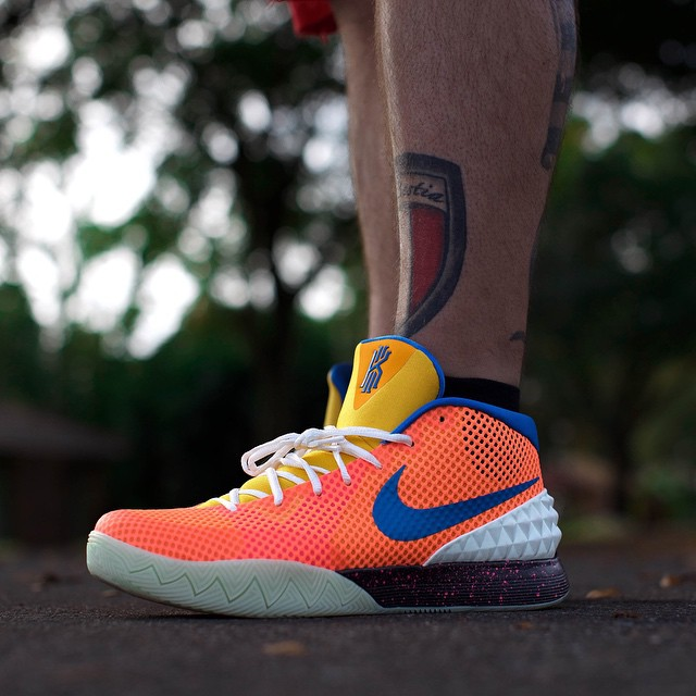 reputable site f8535 ddf08 30 Awesome NIKEiD Kyrie 1 Designs on Instagram (12)
