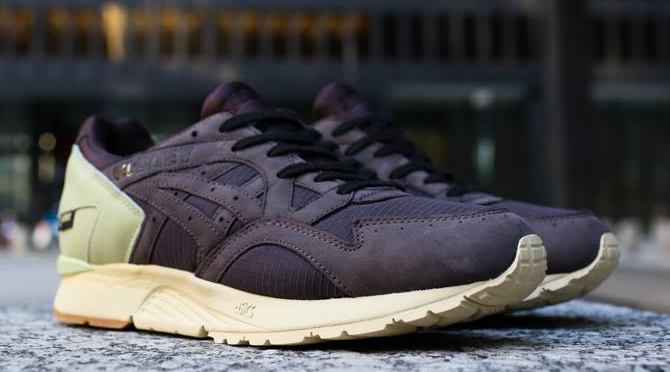 Saint Alfred Made a Pair of Asics